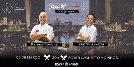 Clash of Chefs After Hours ingressos