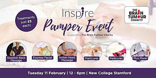Inspire Salon Charity Event