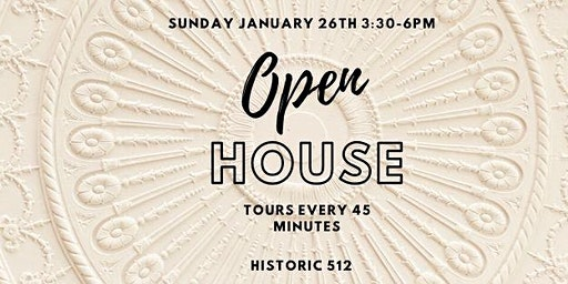Historic 512 Open House
