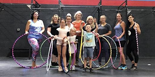 Hula Hoop Fitness Utah