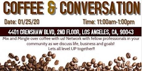 LAULYP Coffee & Conversation tickets
