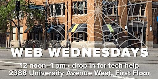 Web Wednesdays at CoCreatz