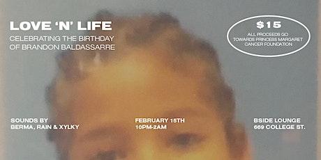 Love 'n' Life tickets