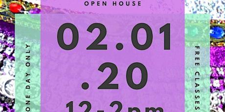 Belly Dance Open House tickets