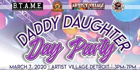 Daddy Daughter - DAY PARTY tickets