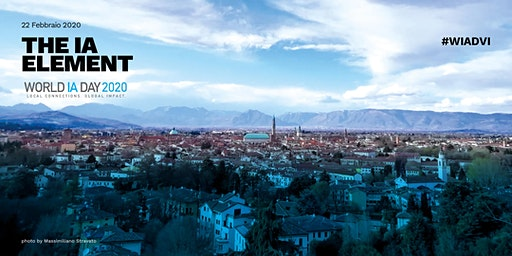 WIAD 2020 Vicenza, Italia
