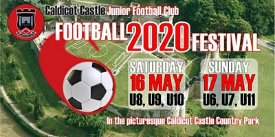 Caldicot Castle JFC Summer Football Festival 2020