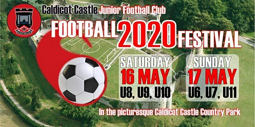 Caldicot Castle JFC Summer Football Festival 2020