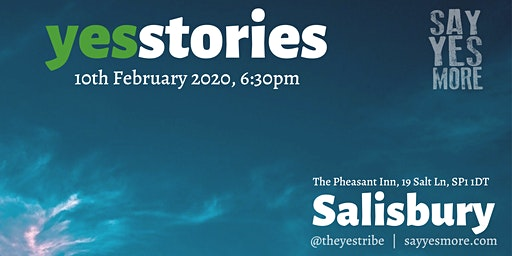 YesStories Wiltshire - 10th February