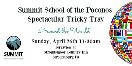 SSP Spectacular Tricky Tray tickets
