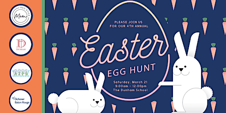 2020 Easter Egg Hunt With Red Stick Mom tickets