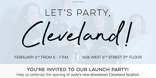 Cleveland Launch Party