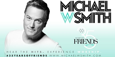 Michael W. Smith - 35 Years of Friends Tour LOBBY VOLUNTEER - Cheyenne, WY (By Synergy Tour Logistics)