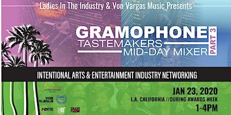 Gramophone Tastemakers tickets