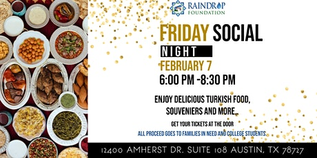 Friday Social Night tickets