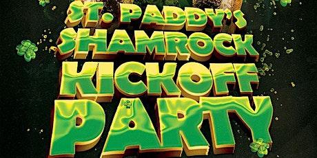 SideBAR St Paddy's Shamrock Kickoff Party tickets
