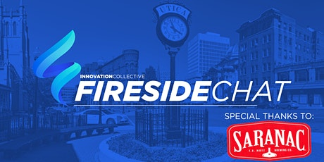 Innovation Collective: Utica Fireside Chat with Delvin Moody tickets