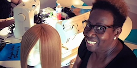 New York, NY | 27 Piece or Enclosed Wig Making Class with Sewing Machine tickets