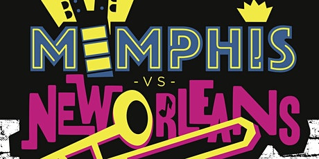 Crosstown Arts presents Memphis vs New Orleans tickets
