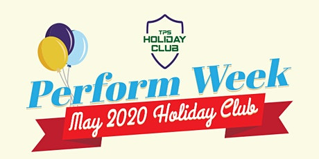 Holiday Club May 2020 tickets