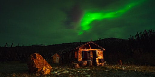 Alaska Auroras with Stan Moniz