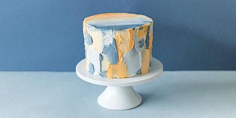 Abstract Cake Decorating | Saskatoon tickets