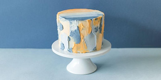 Abstract Cake Decorating | Saskatoon