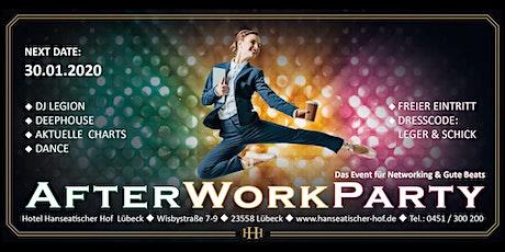 AfterWorkParty im Hanseatischen Hof Tickets