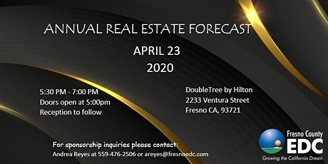 17th Annual Real Estate Forecast tickets