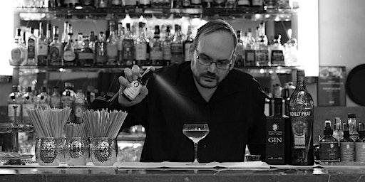 """Gastschicht mit Michael Schneider von """"The seventh Sense"""" im le petit coq"""