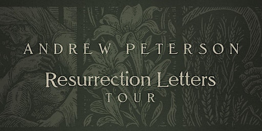 Andrew Peterson in Concert| Apex, NC