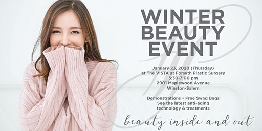 Winter Beauty Event