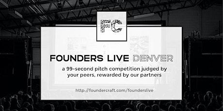 Founders Live Denver - February 2020 tickets