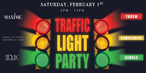 Maxime - Traffic Light Party