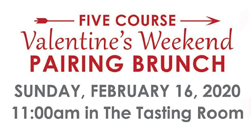 Valentine's Weekend - Tapas Style Pairing Brunch