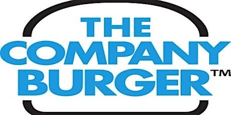 Chef Adam Biderman and Bar Manager Evan Wolf of Company Burger tickets