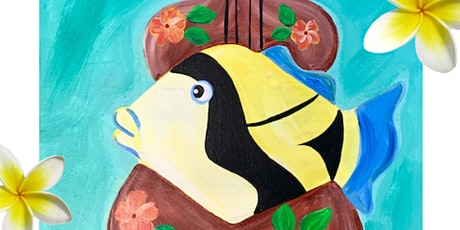 Paint for Your Soul at Waikiki Aquarium tickets