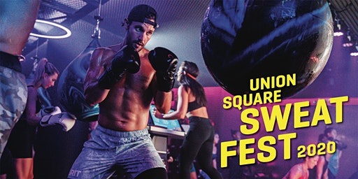 Union Square Sweat Fest: GRIT BXNG Closing Party