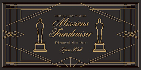Student Ministry Missions Fundraiser  tickets