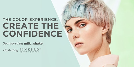 The Color Experience Class: Create The Confidence