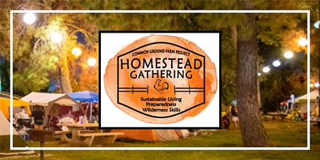 Camping At The Gathering tickets