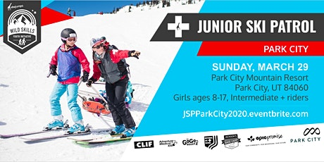 WILD SKILLS Junior Ski Patrol: Park City tickets