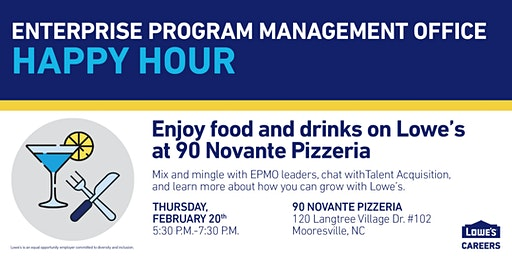 Enterprise Program Management Office Happy Hour