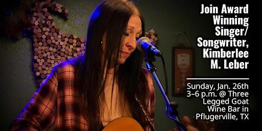 Start the Year & Fill Your Love Tank w/ Texas Gospel Blues Live w/Kimberlee