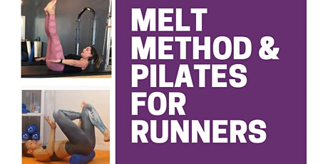 MELT Method & Pilates For Runners tickets