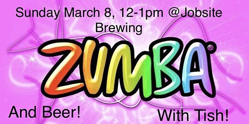 Zumba and Beer with Tish