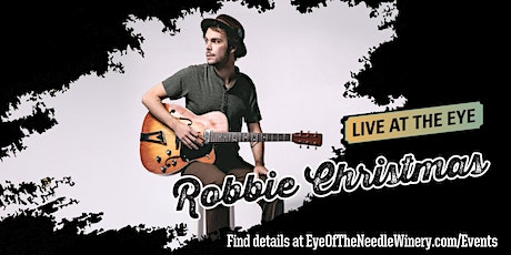 LIVE at the Eye: Robbie Christmas tickets
