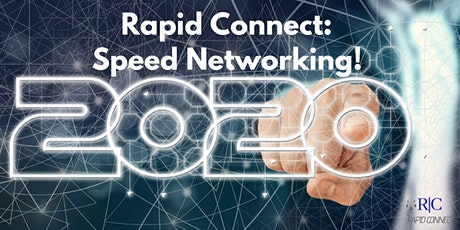 Rapid Connect Presents: Speed Networking tickets