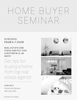 Free Homebuyer Seminar!!