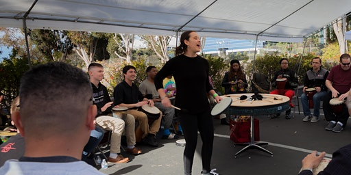 Drum it Out in the Community!